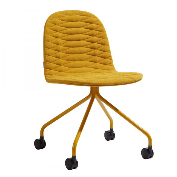 Template chair - Wheels